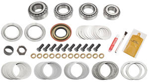 1970-1972 Monte Carlo Differential Rebuild Kit GM 10-Bolt, 28-Spline 8.875""