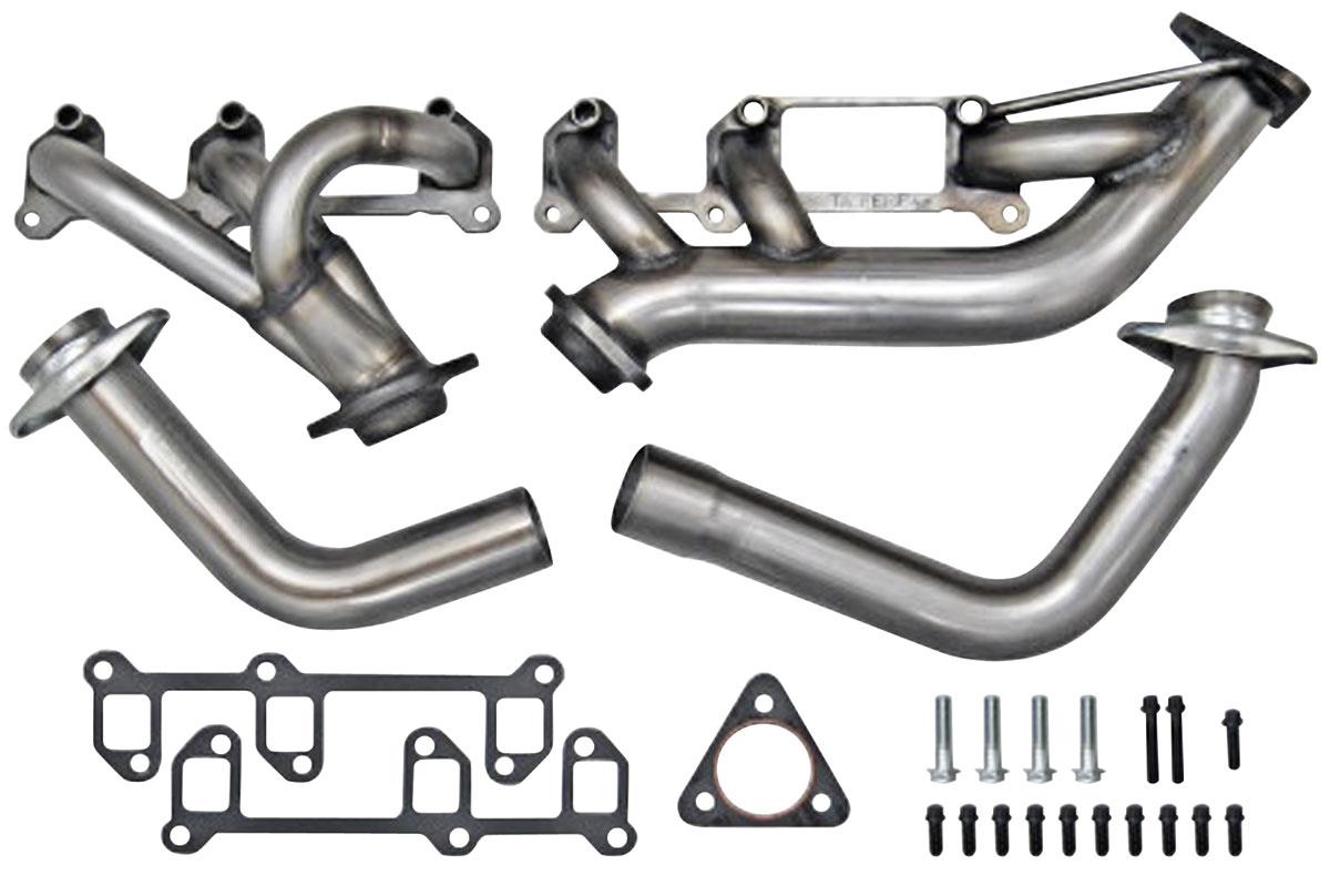 TA Performance Grand National Headers, 3.8L Turbo V6 stock