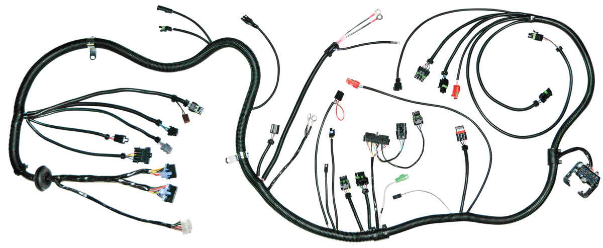 grand national harness turbo engine wiring fits 1986 87. Black Bedroom Furniture Sets. Home Design Ideas