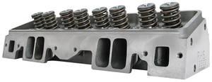 "1978-1988 El Camino Cylinder Heads, Small Block, RHS 220cc - 2.02""/1.60"" In/Exh Valve Hyd. Roller, 64cc, Straight Plug"