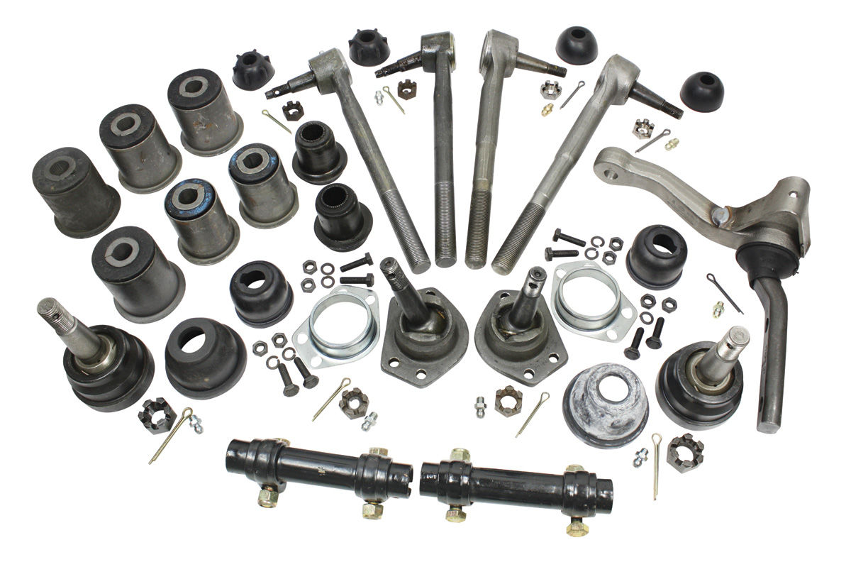 front end rebuild kits  standard all fits 1973 chevelle