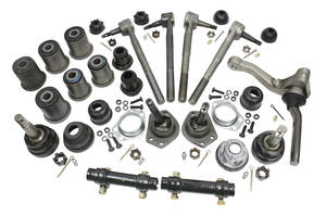 1973-1973 Cutlass Front End Rebuild Kits, Standard