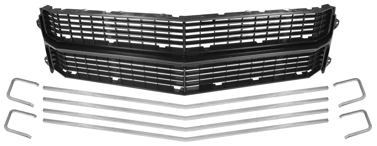Photo of Grille Kit, 1970 Chevelle & El Camino SS