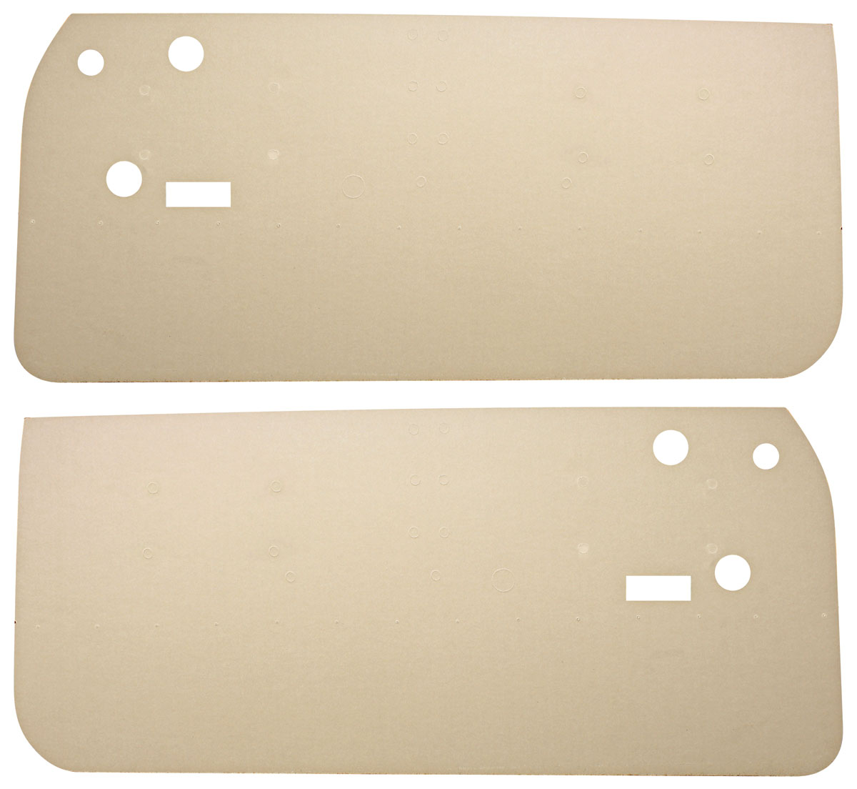Door Panel Mounting Boards Front Fits 1963 65 Riviera