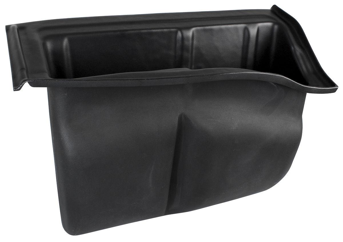 Photo of Storage Box Behind Drivers Seat