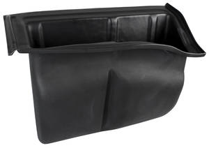 1968-72 El Camino Storage Box Behind Drivers Seat