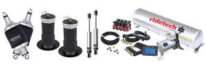 1965-70 Cadillac Air Suspension Kit, Level 2, by RideTech