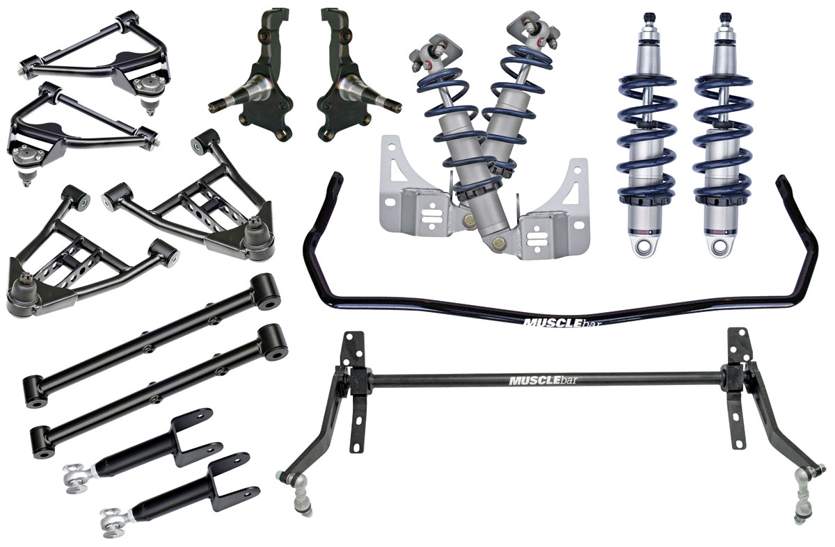 Photo of Coil-Over Kit, Ride Tech