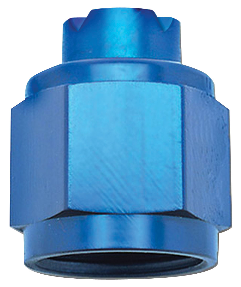 Photo of Adapter Fittings, Russell An Flare Cap -8 AN