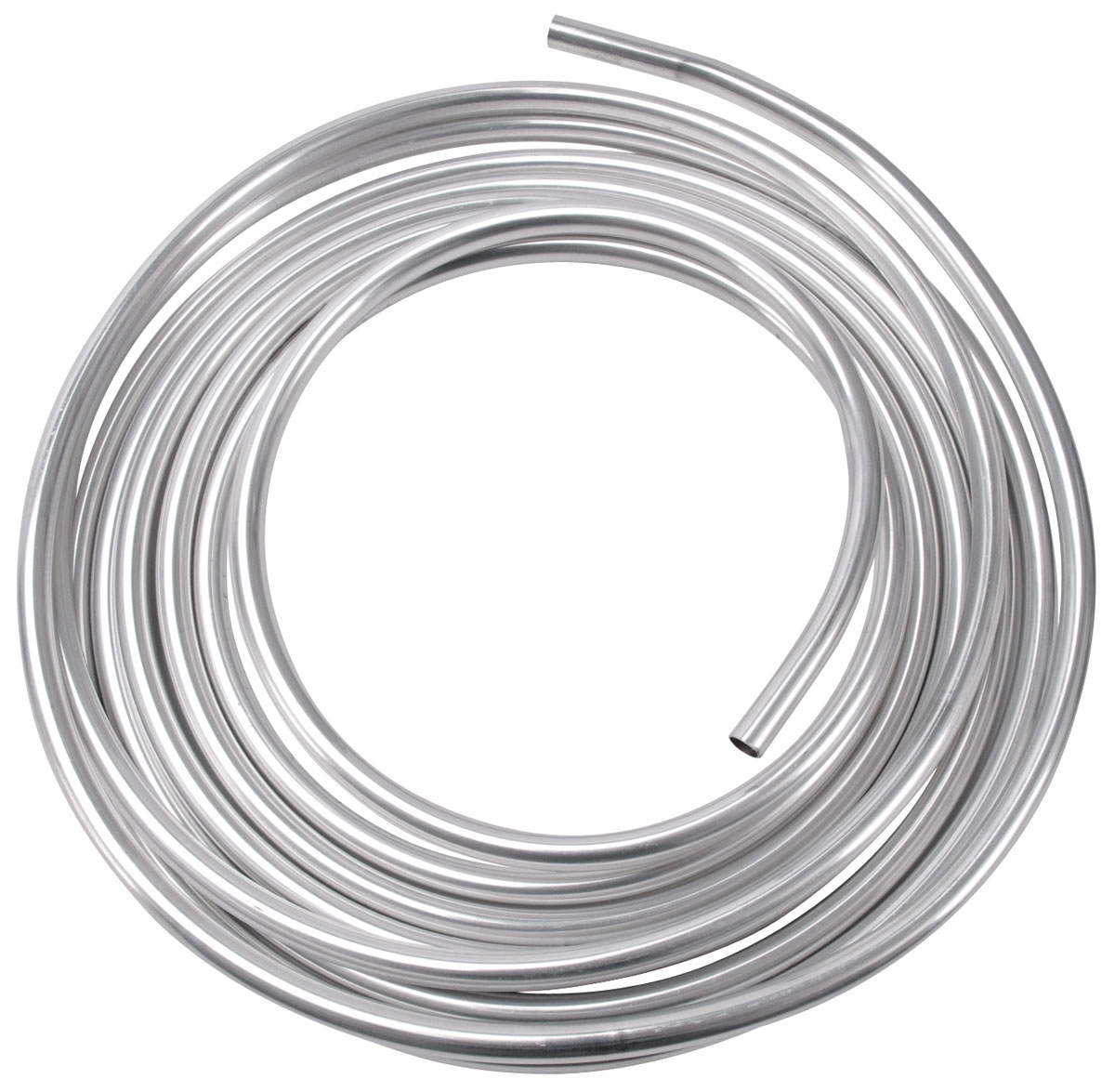 """Photo of Fuel Lines, Russell Aluminum 1/2"""", natural"""