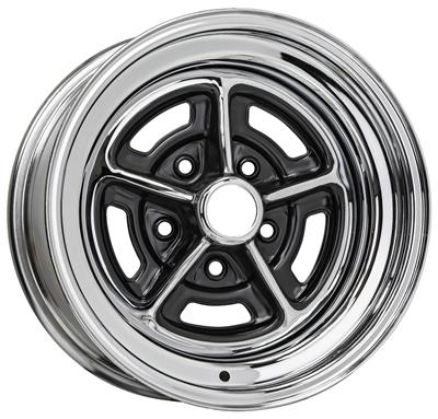 "1964-72 Skylark Wheel, Rally 14"" X 6"" (BS 3-1/2""), by SPECIALTY WHEEL"