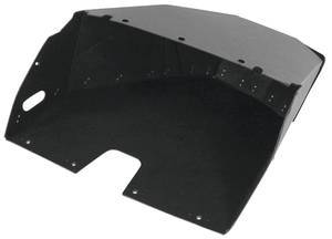 1970-72 Skylark Interior Glove Box w/Air