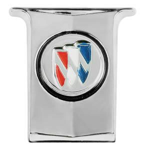 1970-1970 Skylark Sail Panel Emblem, 1970 Skylark Tri-Shield