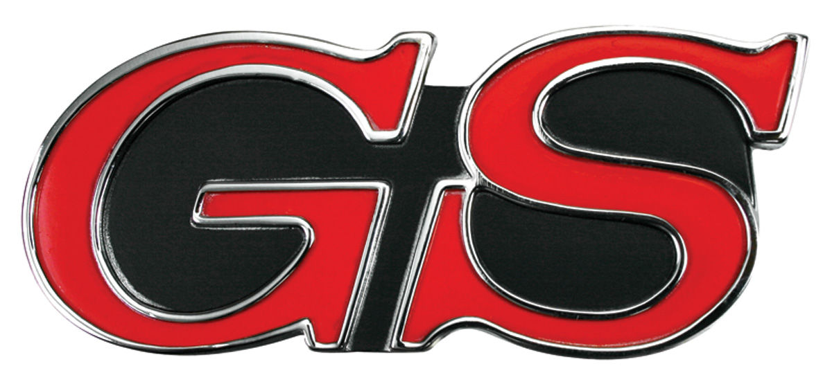 "Photo of Skylark Grille Emblem, 1967 & 1969 ""GS"""