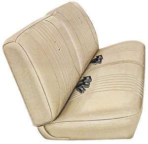 Seat Upholstery, 1970 Skylark/GS 350/GS 455 Split Bench (W/O Armrest) w/Hardtop Rear