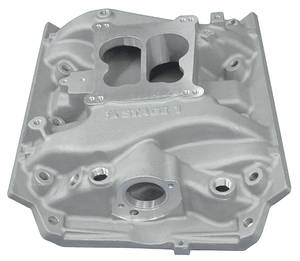 1961-72 Skylark Intake Manifold, Stage 1 350 Buick All 350, by TA Performance