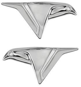 1964-1964 Skylark Quarter Panel Emblem, 1964 Small Bird