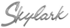 1964-1964 Skylark Trunk Emblem, 1964 Skylark