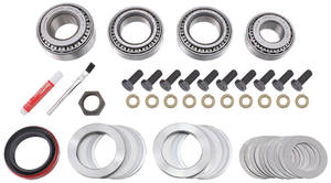 1964-72 Skylark Differential Rebuild Kit Buick 10-Bolt 8.2""