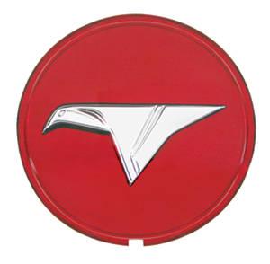 "1965 Skylark Wheel Center Cap Emblem ""Fat Bird"""