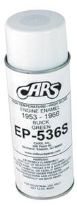 1964-67 Skylark Buick Engine Enamel Green, 1-Quart