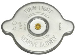 1963-64 Riviera Radiator Cap, Replacement