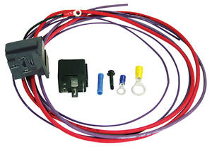 1959-77 Bonneville Starter Wiring Harness, Hot Shot