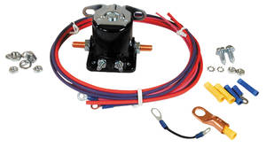 1964-77 Chevelle Starter Solenoid, Remote, by Painless Performance