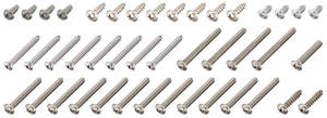1968-1968 Skylark Exterior Screw Kit (41-Piece)