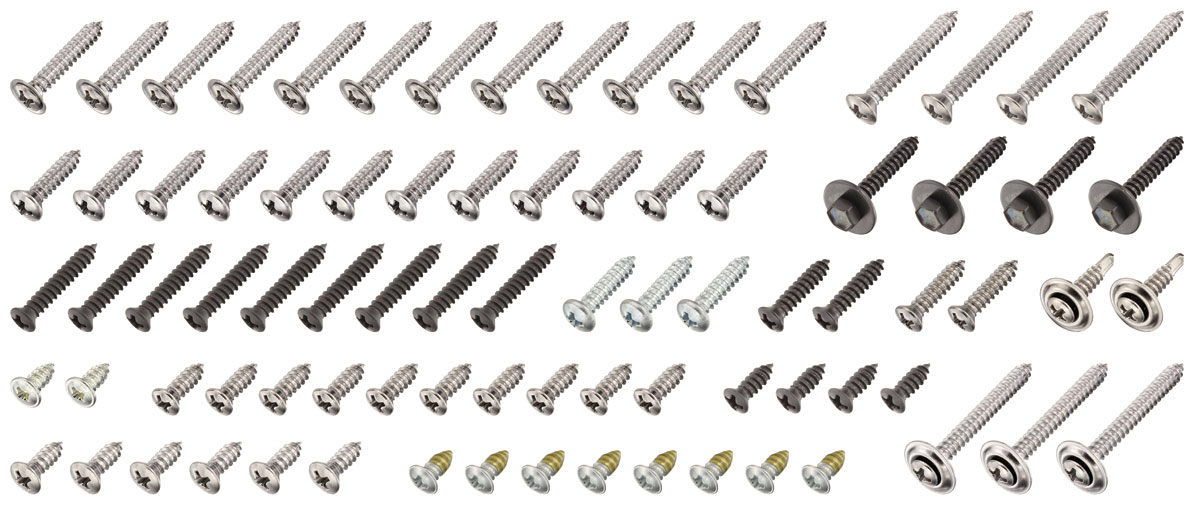 skylark interior screw kit 2