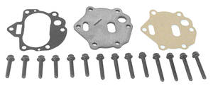 1961-1972 Skylark Oil Pump Booster Plate Kit, Performance All (Exc. 401-425), by TA Performance