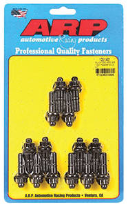 1961-1972 Skylark Header Studs 12-Pt. Head - Black, by ARP