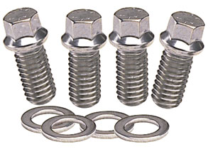 1961-72 Skylark Header Bolts 350-455 Hex Head - Stainless, by ARP