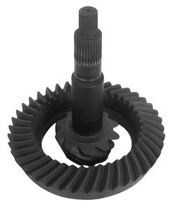 1964-73 Tempest Differential Gear; Ring & Pinion 10-Bolt, 8.2, 3.55