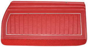 Door Panels, 1968-72 Skylark Assembled Front, by PUI