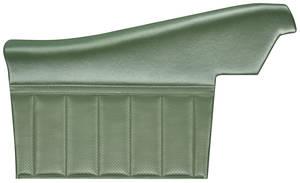 Door Panels, 1968-72 Skylark Assembled Rear, Convertible, by PUI