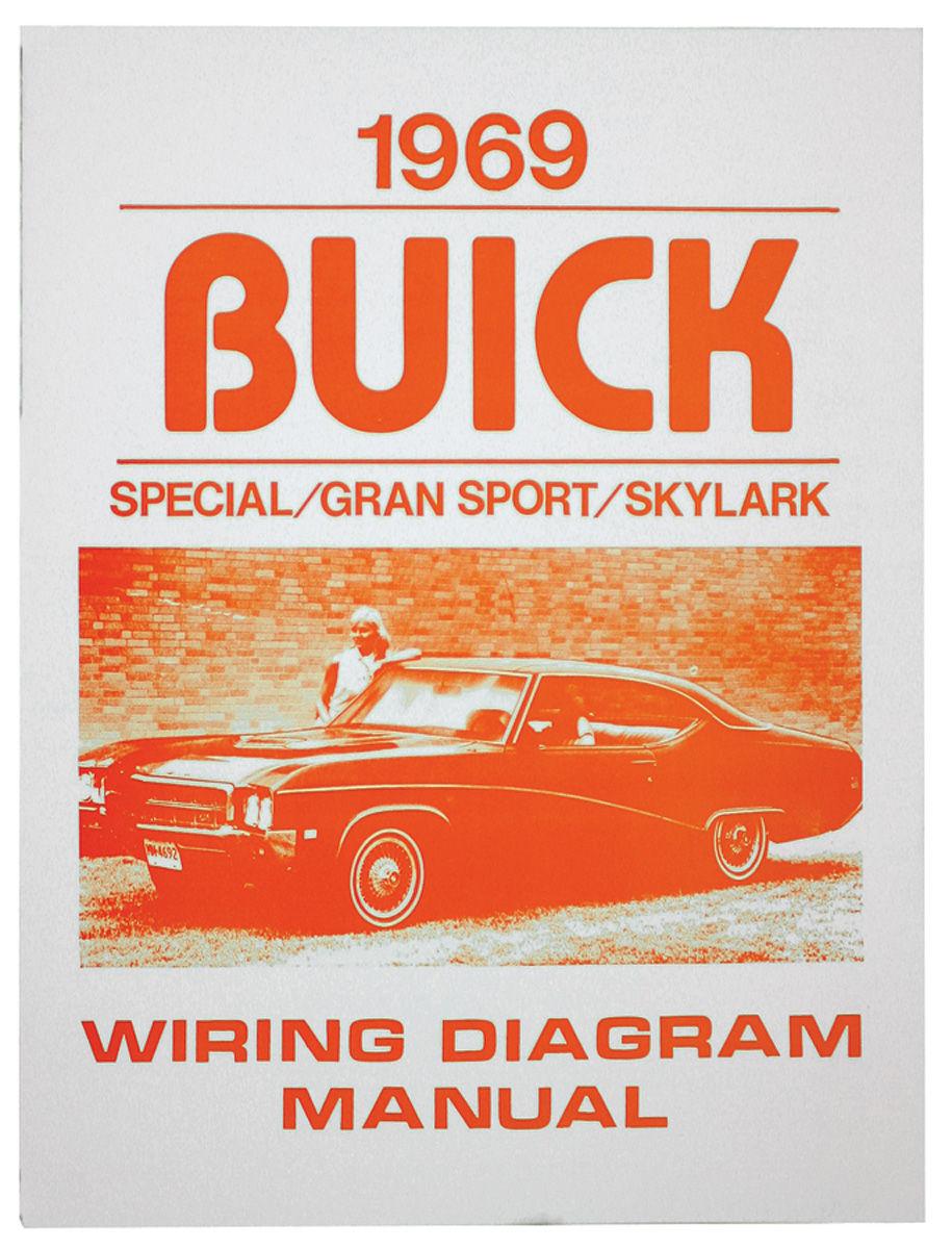 Wiring Diagram  Buick Skylark Fits 1969 Skylark   Opgi Com