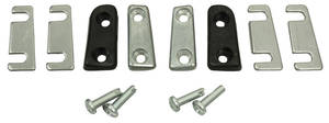 1963 Skylark Door Alignment Wedge, Convertible 16-Piece, by TRIM PARTS