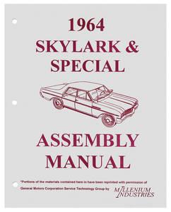 1964-1964 Skylark Assembly Manuals, Buick