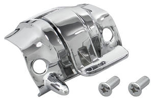1961-64 Convertible Top Latches (Chrome-Plated) Bonneville/Catalina, by TRIM PARTS