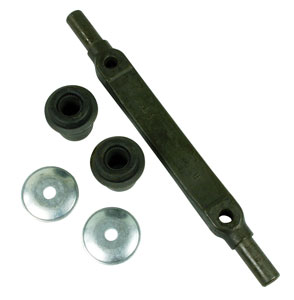 1961-1963 Cutlass Control Arm Bushing & Shaft Assembly; Front Upper, by Kanter