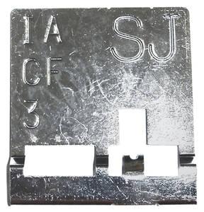 1970 Skylark Radiator ID Tag AC (SJ)