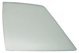 1966-1967 Cutlass Quarter Window Glass 4-Door Wagon (W/O Skylight) Clear