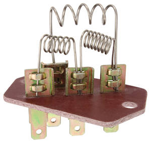 1964-70 Skylark Blower Motor Resistor w/AC (4-Prong)