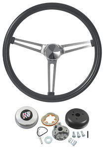 1964-66 Steering Wheels, Skylark Classic