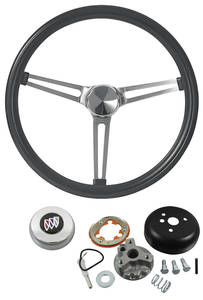 1967-68 Steering Wheels, Skylark Classic, by Grant