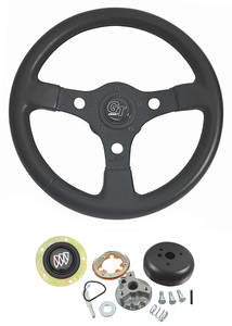 1964-66 Riviera Steering Wheel, Formula GT