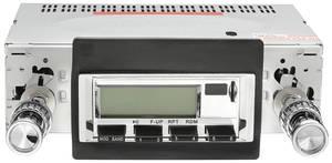 1966-67 Skylark Stereo, Vintage Car Audio 100 Series Chrome