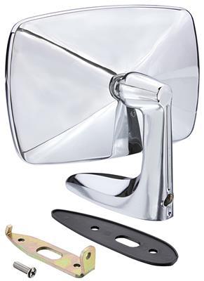 Skylark Mirror, Outside Rearview (1968-69) Right