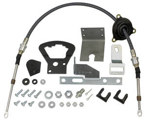 1965-1966 Skylark Shifter Conversion Kit, 1965-66